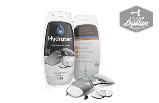 Hydrotac Stick-on linsur - Flugubúllan