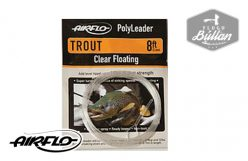 Airflo Trout 8ft poly - Flugubúllan