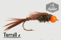 Turrall Pheasant Tail Hothead - Flugubúllan