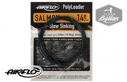 Airflo Salmon sökkendi - Flugubúllan