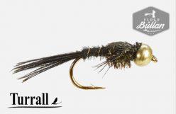 Pheasant tail Black BH - Flugubúllan