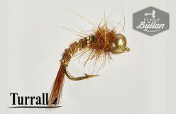Pheasant Tail Grubber - Flugubúllan