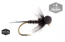 Black Cruncher Booby - Flugubúllan