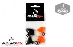 Fulling Mill tökuvarar úr garni - Flugubúllana