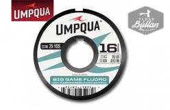 UMPQUA Big Game fluorocarbon taumaefni - Flugubúllan