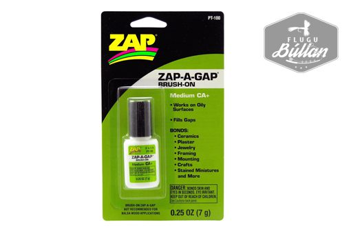 Zap-A-Gap Brush-On - Flugubúllan