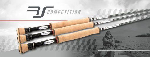 Wychwood RS Competition og ALFA - Flugubúllan