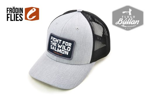 Fight For The Wild Salmon trucker - Flugubúllan