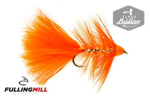 Golden Bullet orange - Flugubúllan
