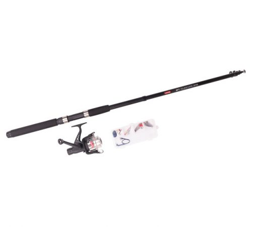 Leeda 8ft Telescopic Fishing Kit - Flugubúllan