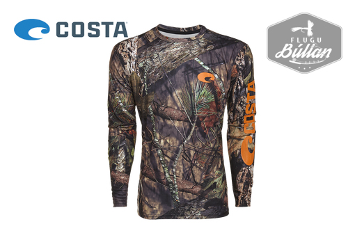 COSTA Mossy Oak Break Up Country Tech Crew - Flugubúllan
