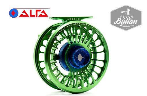 Alfa ARCTIC 5 - Flugubúllan