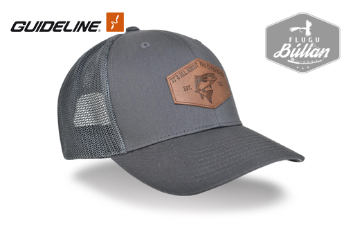Guideline Trucker Cap Est 93 Charcoal - Flugubúllan