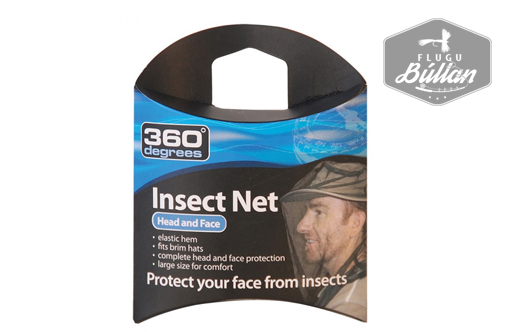 360 Degrees insect net - Flugubúllan