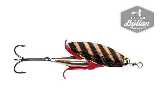 Balance Lippa Copper Black Zebra - Flugubúllan