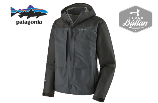 Patagonia River Salt Ink Black - Flugubúllan