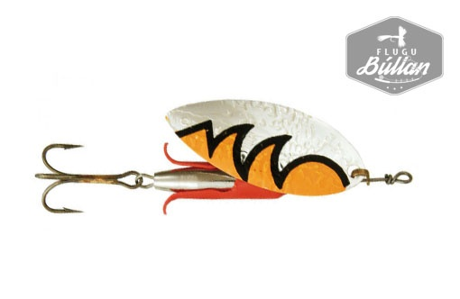 Balance Lippa Orange Silver Spúnn - Flugubúllan