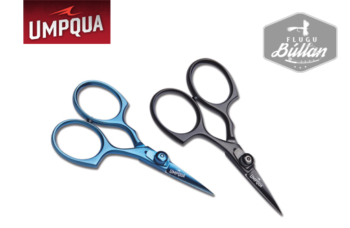 UMPQUA DREAM STREAM PLUS 4inch RAZOR SCISSORS - Flugubúllan