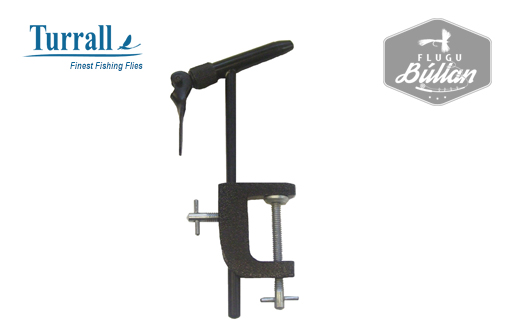 Turrall LEVER 1205 FLY TYING VICE - Flugubúllan