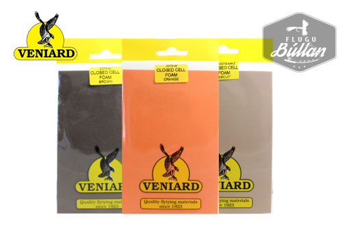 Veniard Closed Cell Foam - Flugubúllan
