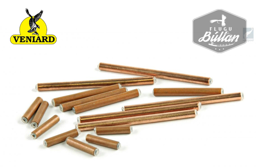 Veniard copper slipstream tubes - Flugubúllan