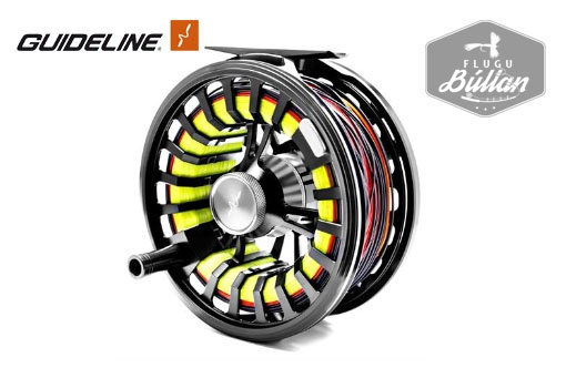 Guideline Halo Stealth Black - Flugubúllan