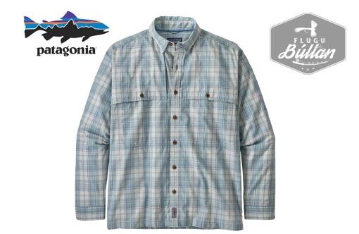 Patagonia Island Hopper shirt - Flugubúllan