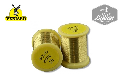 Veniard Gold Wire - Flugubúllan