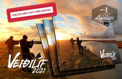 Veiðilíf 2021 - Flugubúllan