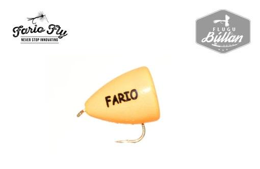 Fario Bung Orange - Flugubúllan