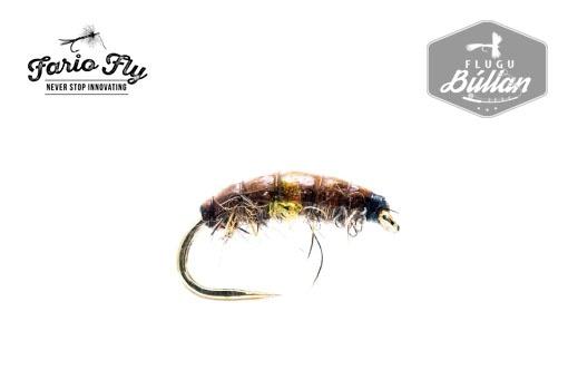 Hot Spot Shrimp - Flugubúllan