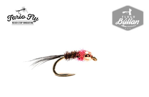 Mini Pink Frenchie PTN - Flugubúllan