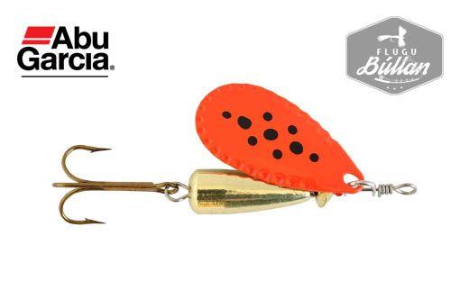 Abu Garcia Droppen Orange - Flugubúllan
