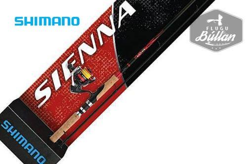 Shimano Sienna combo - Flugubúllan