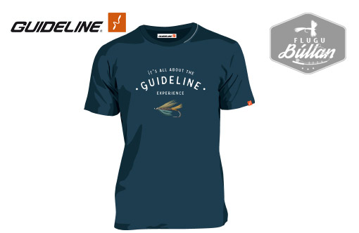 Guideline The Fly ECO Tee Blueberry